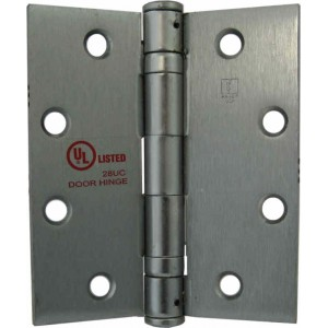 Electric 4 Wire Hinge