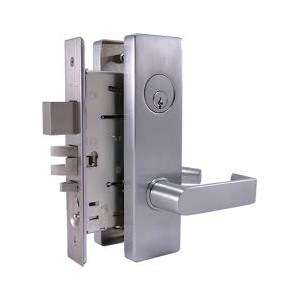 Interconnected Lever Lock