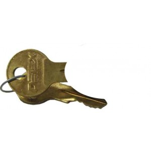 Cover lock key 17