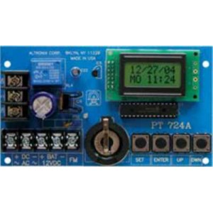 24 Hour Timer 12 To 24V AC or DC